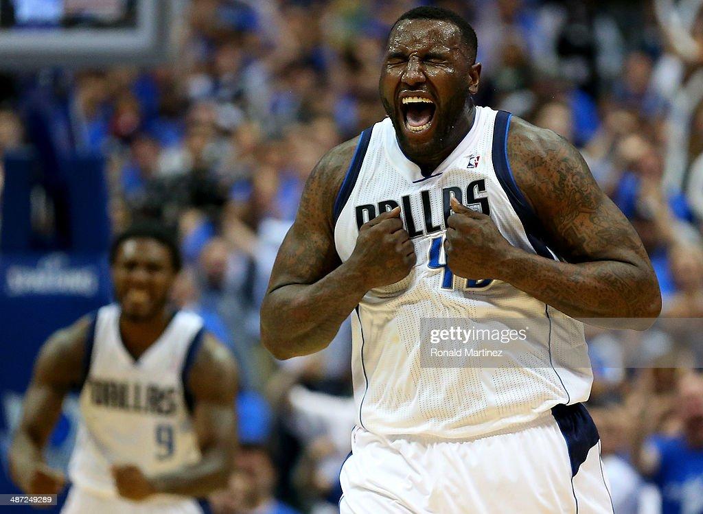 San Antonio Spurs v Dallas Mavericks - Game Four