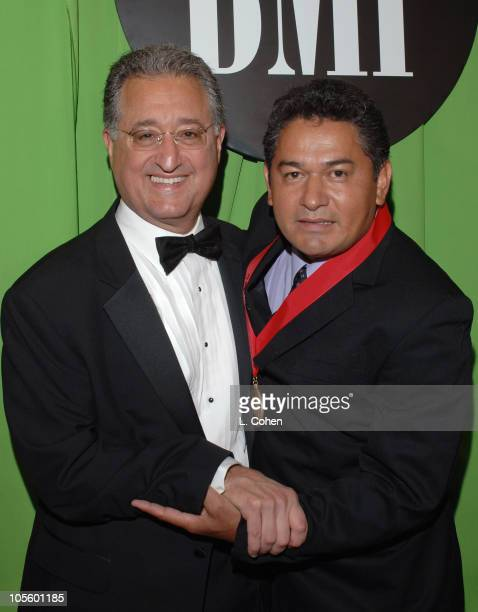 Del Bryant and Fato during BMI 13th Annual Latin Music Awards at Metropolitan Pavillion in New York City, New York, United States.