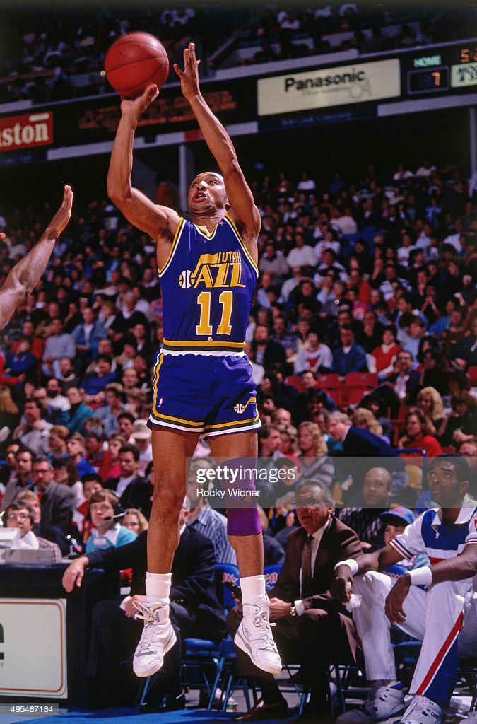 Utah Jazz v Sacramento Kings : News Photo