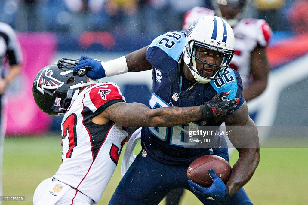 Atlanta Falcons v Tennessee Titans : ニュース写真