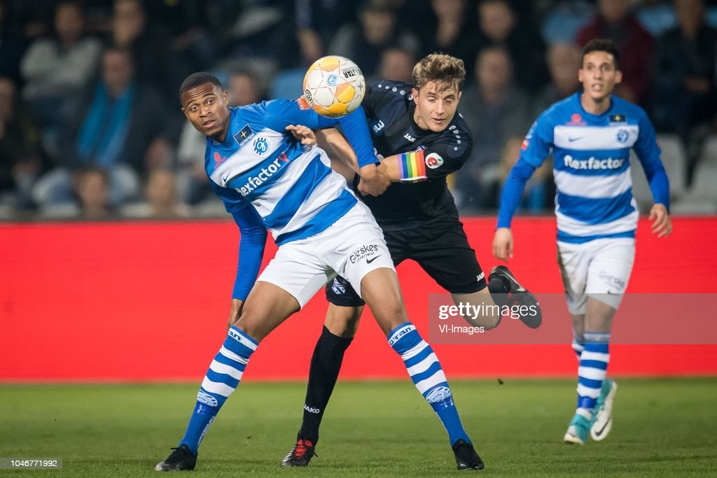 Delano Burgzorg Of De Graafschap, Daniel Hoegh Of Sc