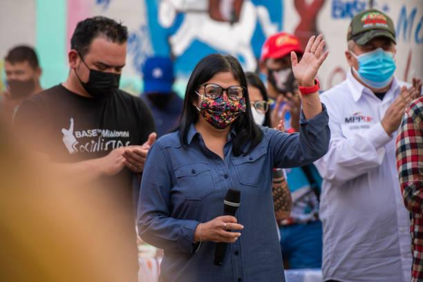 VEN: Venezuelan Vice President Delcy Rodriguez Interview
