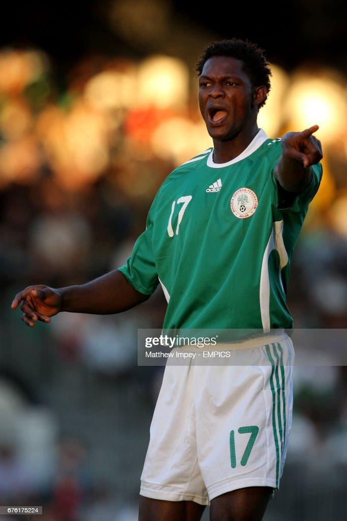 Soccer - International Friendly - Republic of Ireland v Nigeria - Craven Cottage : News Photo