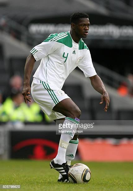 Dele Adeleye of Nigeria