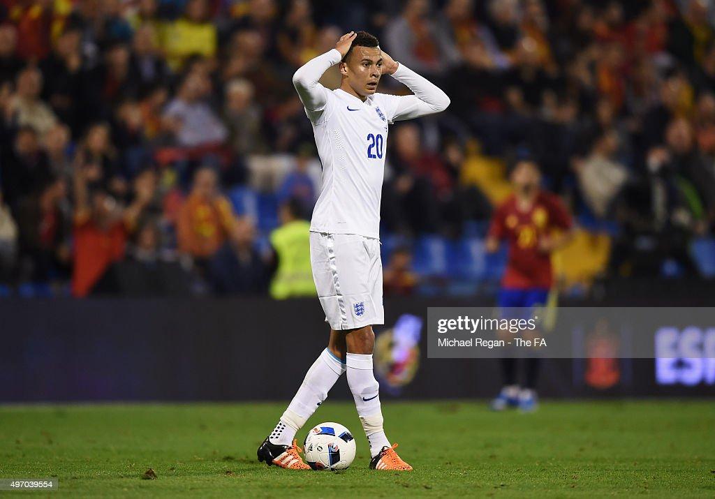 Spain v England - International Friendly : News Photo