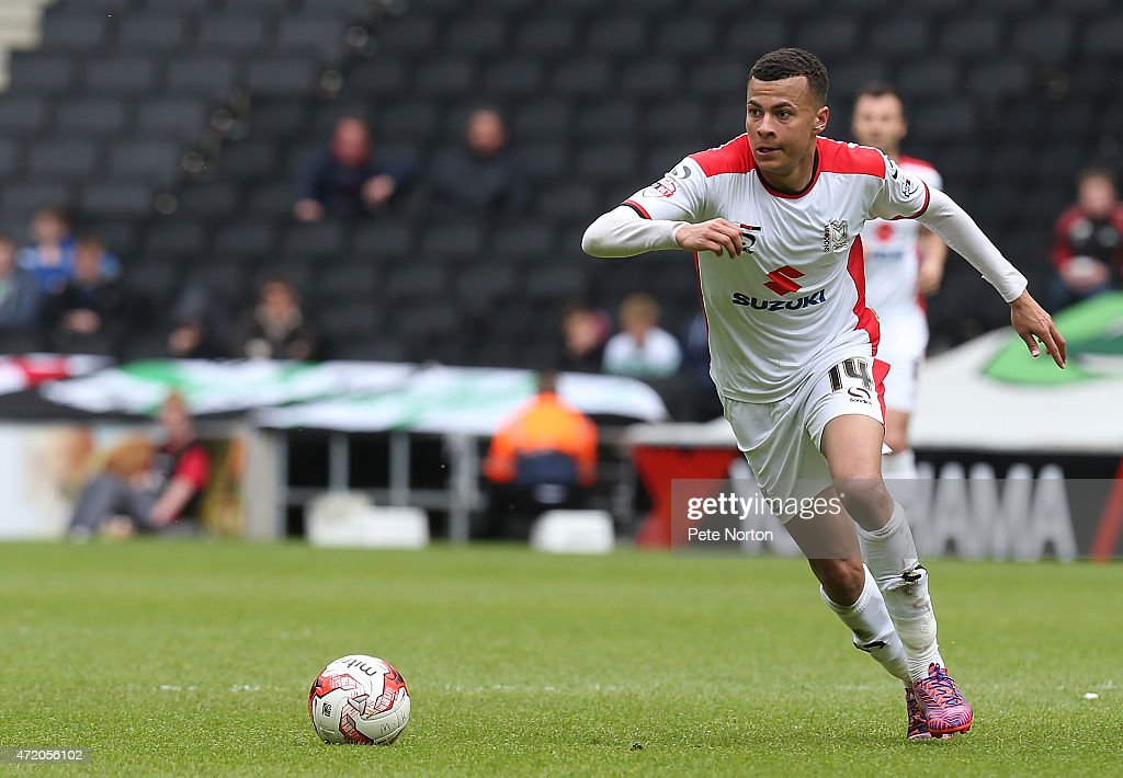 MK Dons v Yeovil Town: Sky Bet League One : News Photo