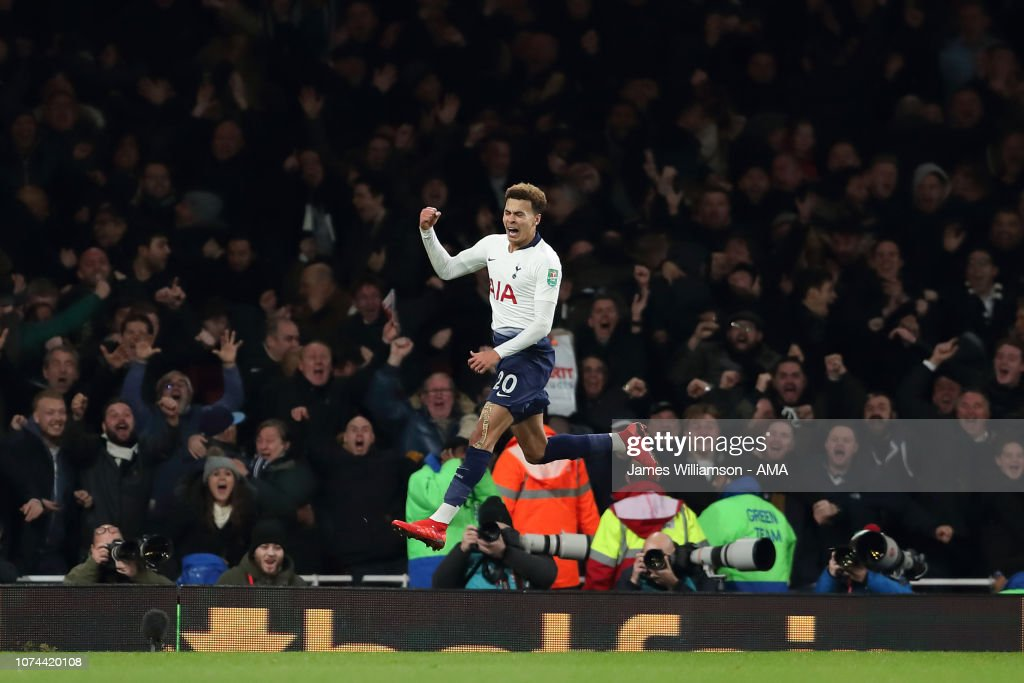 Arsenal v Tottenham Hotspur - Carabao Cup: Quarter Final : News Photo