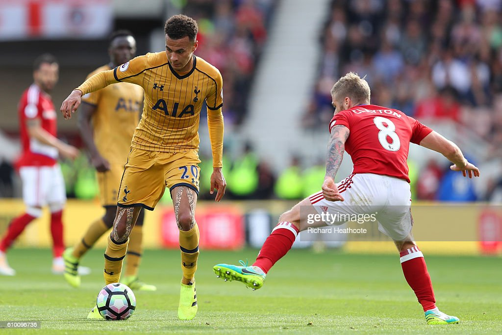 Middlesbrough v Tottenham Hotspur - Premier League : News Photo