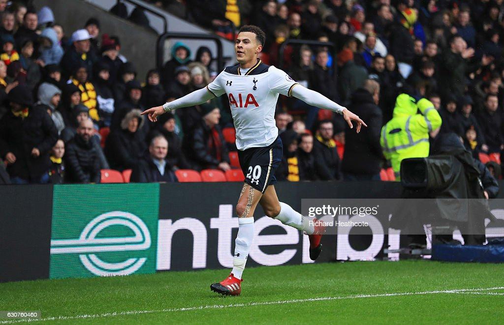 Watford v Tottenham Hotspur - Premier League