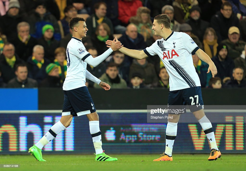 Norwich City v Tottenham Hotspur - Premier League