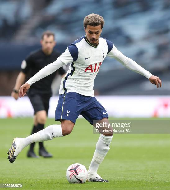 Dele Alli of Tottenham Hotspur during the preseason friendly match between Tottenham Hotspur and Birmingham City at Tottenham Hotspur Stadium on...