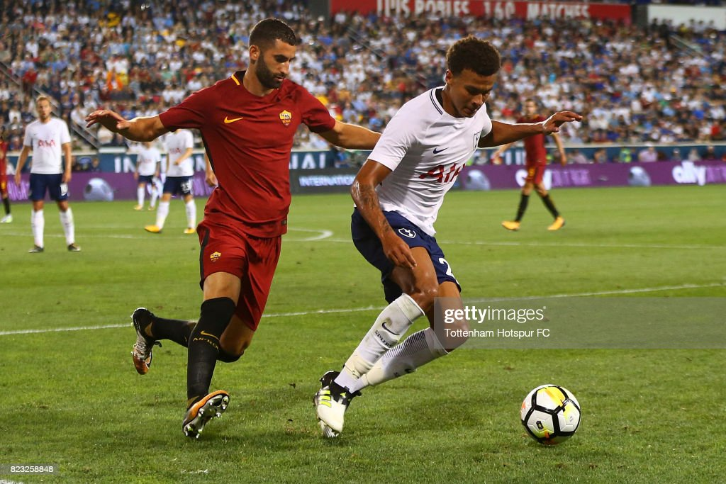 International Champions Cup 2017 - Tottenham Hotspur v AS Roma