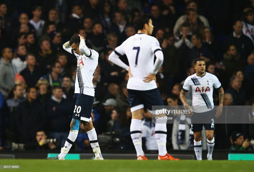Tottenham Hotspur v Newcastle United - Premier League : News Photo