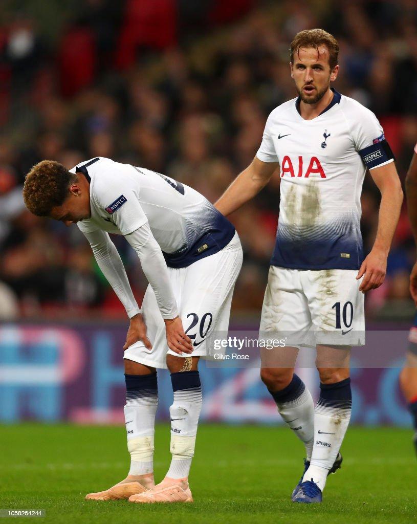Kết quả hình ảnh cho Tottenham Hotspur