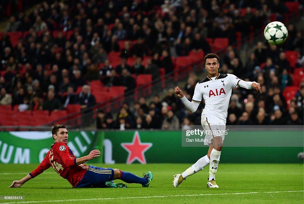 Tottenham Hotspur FC v PFC CSKA Moskva - UEFA Champions League : News Photo