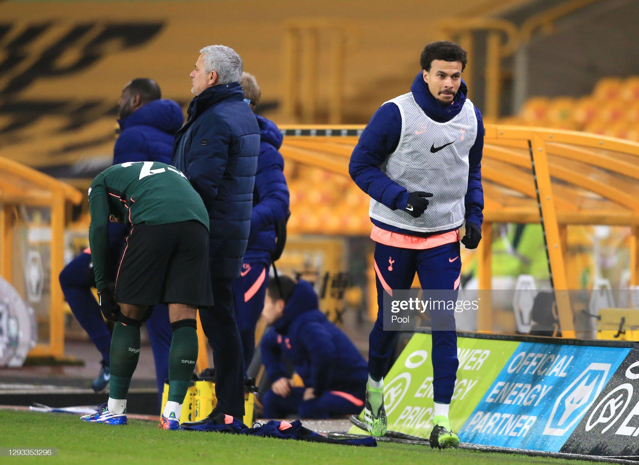 Wolverhampton Wanderers v Tottenham Hotspur - Premier League : ニュース写真
