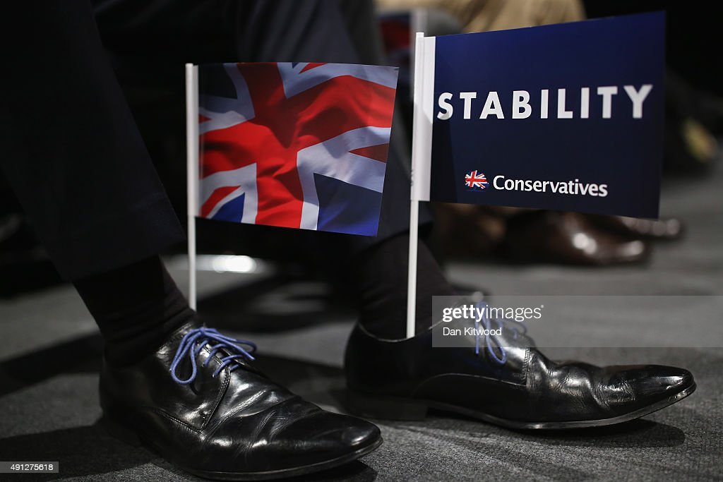 Conservative Party Autumn Conference 2015 - Day 1 : News Photo