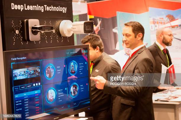 Delegates and exhibitors network and visit stands at the AI Expo Africa on September 10 at the Century City Conference Centre in Cape Town The AI...