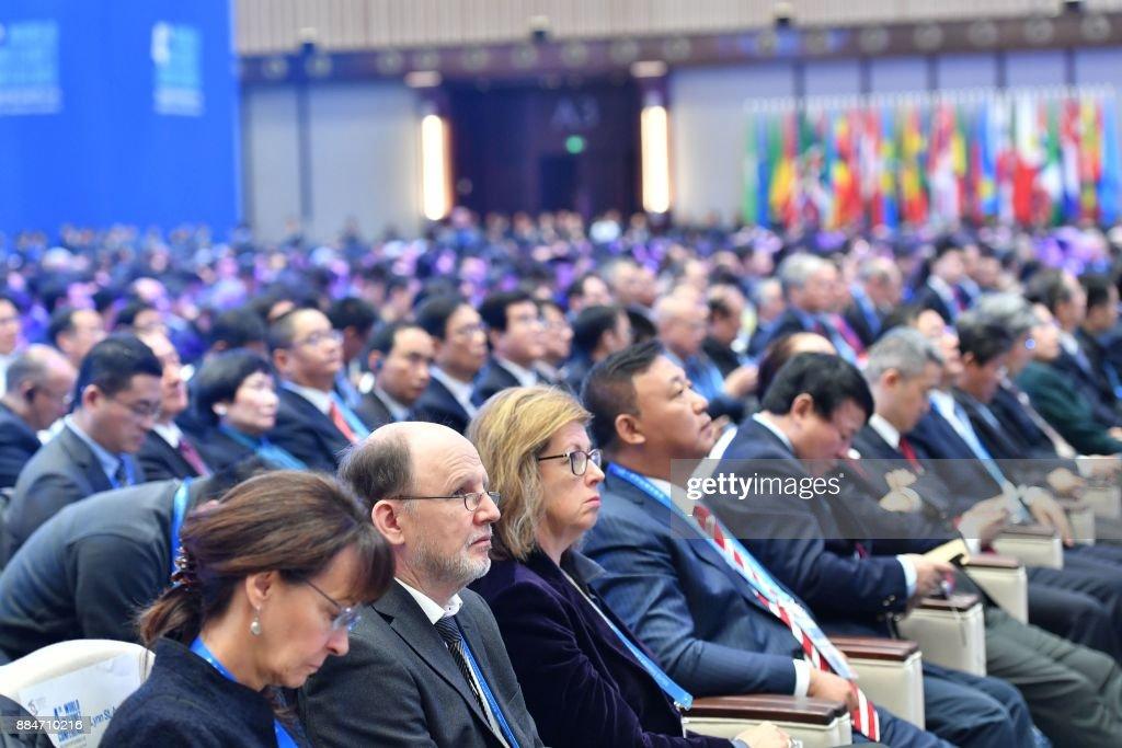 CHINA-INTERNET-TECHNOLOGY : News Photo