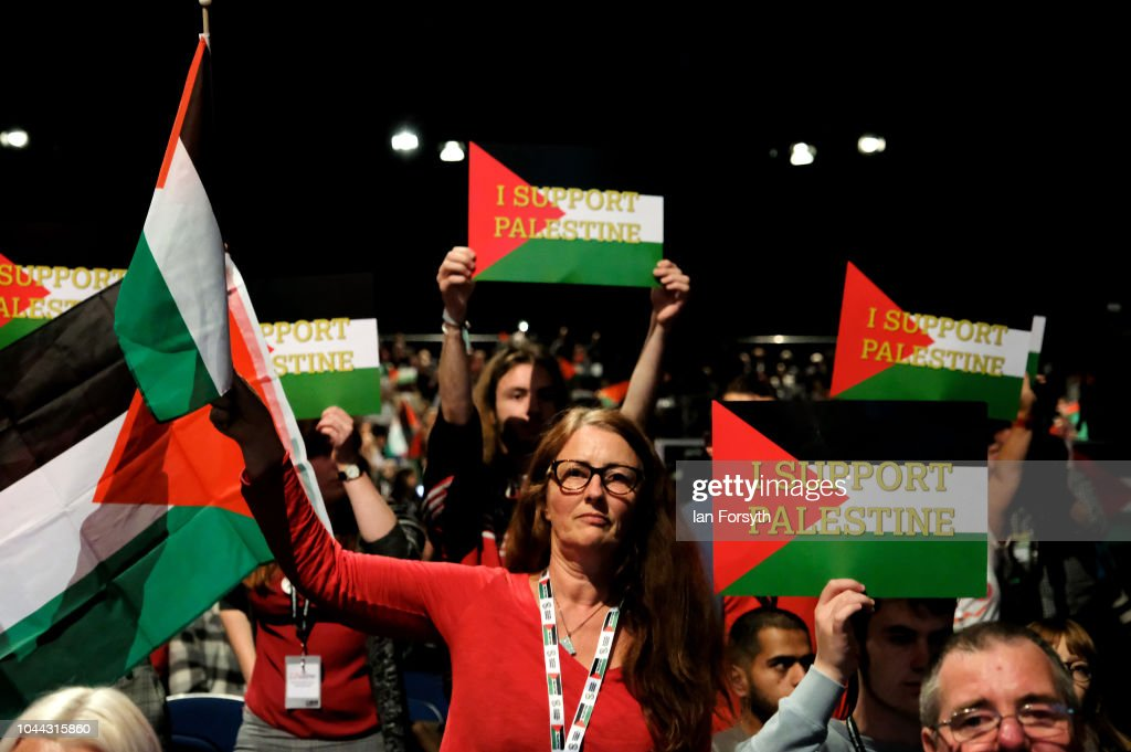 2018 Labour Party Conference - Day Three : News Photo