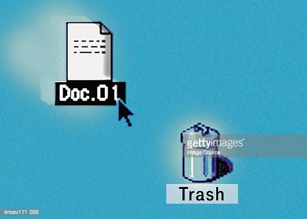 Deleting document