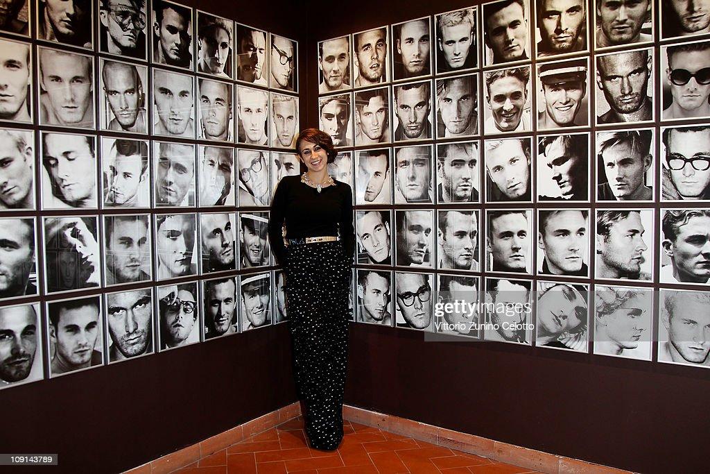 "Fendi Hosts Karl Lagerfeld Photography Exhibition ""Percorso Di Lavoro"" At Chiostro Del Bramante - Cocktail Party : News Photo"