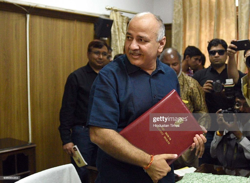 Delhi Government Budget 2018-19