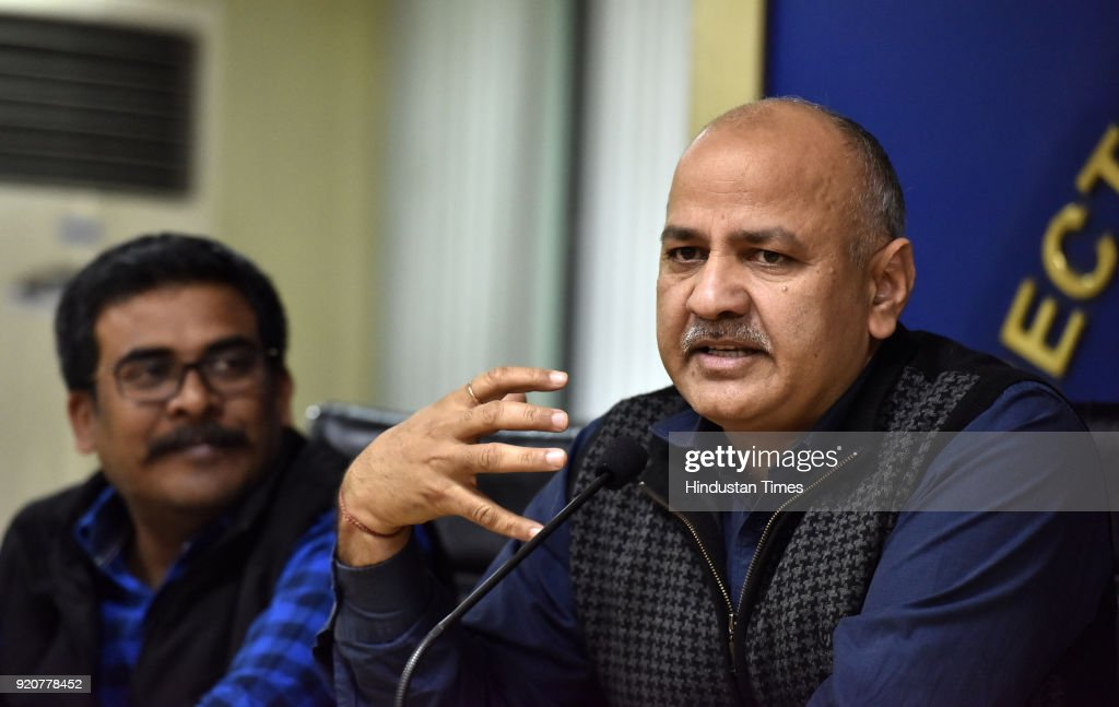 Delhi Deputy Chief Minister Manish Sisodia Announced Program For Improving Learning Skills Of Children