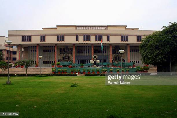 delhi high court - delhi stock pictures, royalty-free photos & images