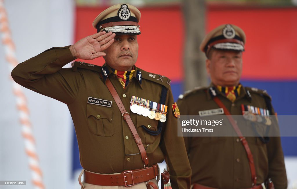 IND: Delhi Police 72nd Raising Day Parade