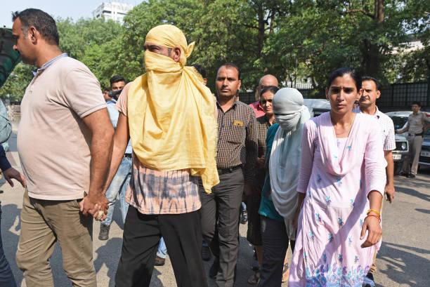 IND: Delhi Police Arrested A Couple For Vasant Vihar Triple Murder Case