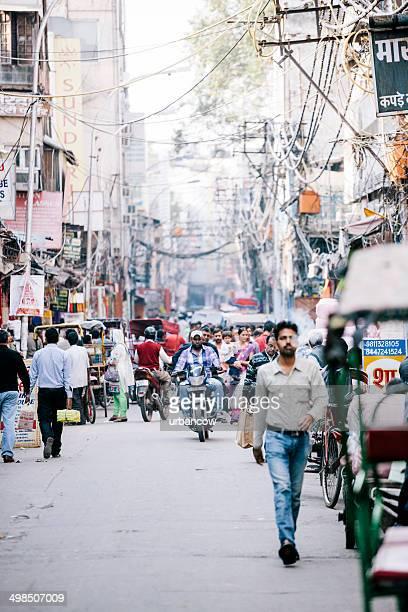 Delhi shopping district