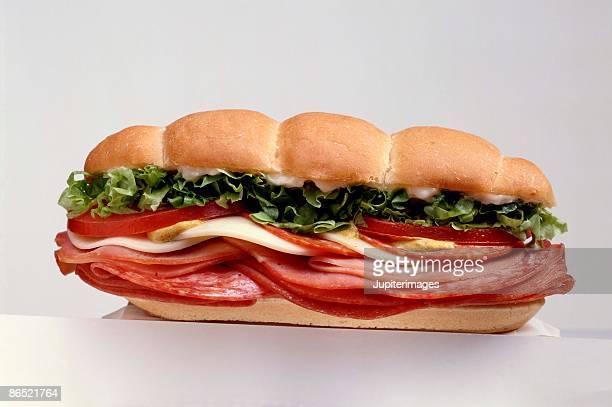 deli sandwich - grinder sandwich stock pictures, royalty-free photos & images