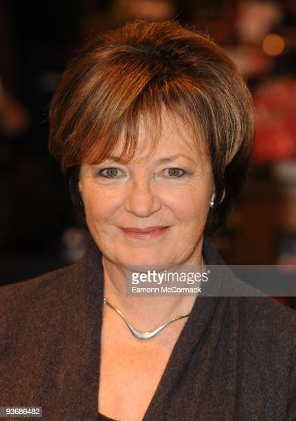 Delia Smith attends a book signing event for her latest cookery book 'Delia's Happy Christmas' at John Lewis, Oxford Street on December 3, 2009 in...