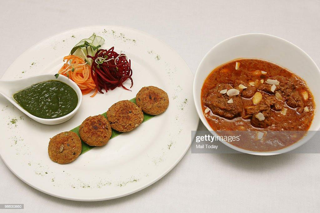 Mathur Food Festival At The Park In Delhi : Nieuwsfoto's