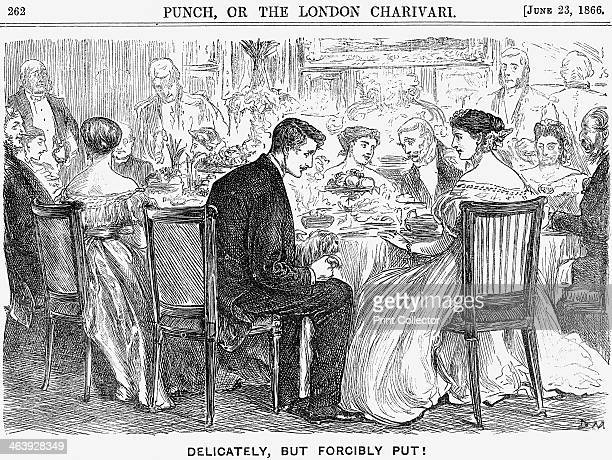 'Delicately but Forcibly Put' 1866 Having picked up Miss Mary's dog from under the table Frank comments Isn't there some saying about 'loving me and...