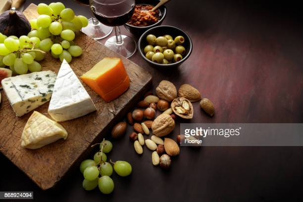 Delicatessen: Cheese Board Still Life