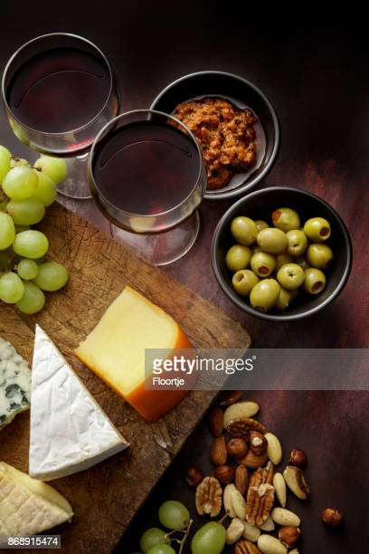 Delicatessen: Delicatessen and Wine Still Life