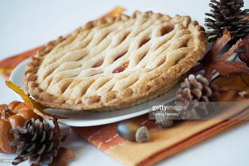Delicious Apple Pie : Stock Photo