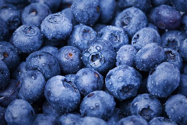 delicious blueberries - 藍莓 個照片及圖片檔