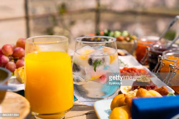 Ein köstliches Frühstück