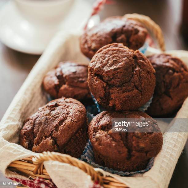 Delicious Chocolate Muffins for Breakfast