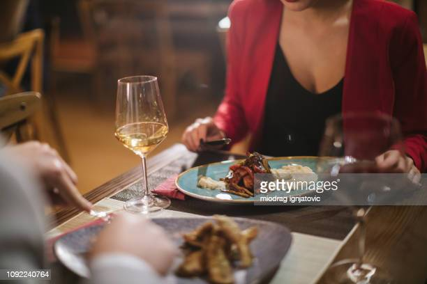 delicious food for two - dating stock pictures, royalty-free photos & images