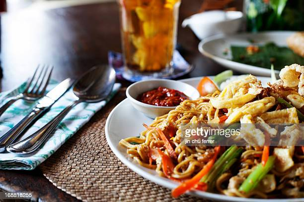 Delicious Indonesian Food