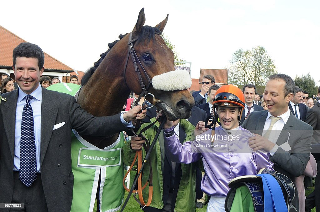 Newmarket Races - 2000 Guineas