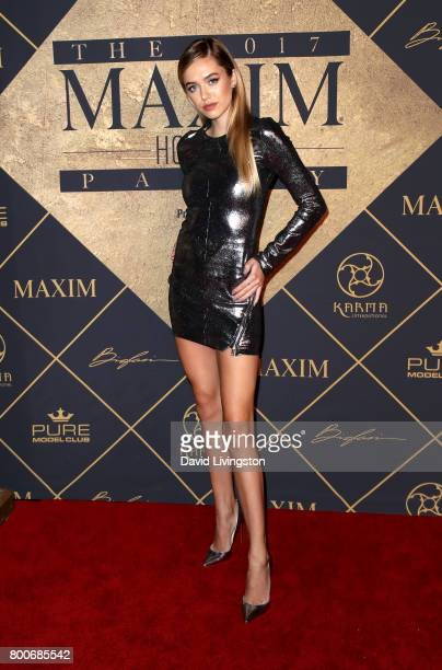 Delilah Belle Hamlin attends The 2017 MAXIM Hot 100 Party produced by Karma International at The Hollywood Palladium in celebration of MAXIMÕs Hot...