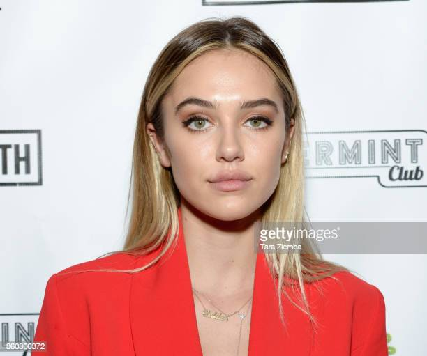 Delilah Belle Hamlin attends The Imagine Ball at The Peppermint Club on October 12 2017 in Los Angeles California