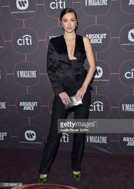 Delilah Belle Hamlin attends Warner Music Group Pre-Grammy Party 2020 at Hollywood Athletic Club on January 23, 2020 in Hollywood, California.