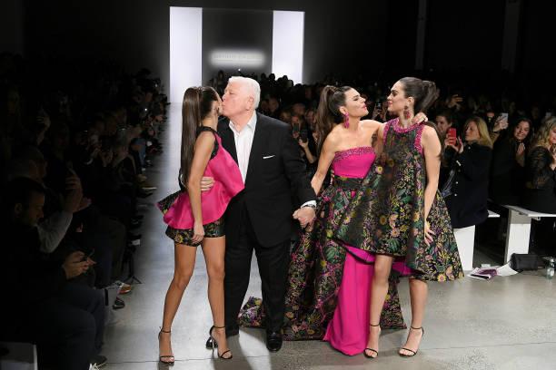 NY: Dennis Basso - Runway - February 2020 - New York Fashion Week: The Shows