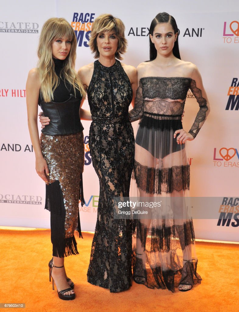 24th Annual Race To Erase MS Gala - Arrivals